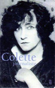 Couv livre Colette journaliste