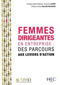 livre Femmes dirigeantes AFMD HEC